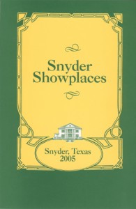Snyder_Showplaces