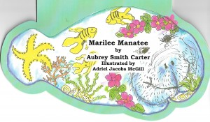 Marilee Manatee Cover